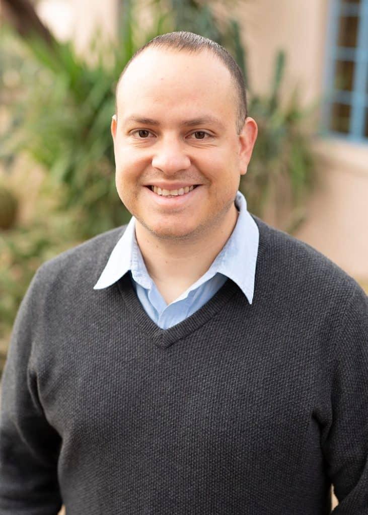 David Hughes Staff