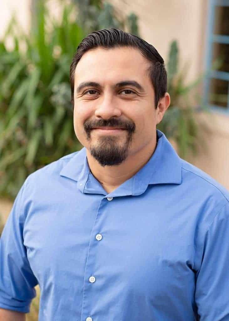 Ricky Franco Staff